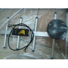 Комплект 3G CDMA модем Sierrra 598U, адаптер(Pigtail), кабель с Антенной 8 dBi